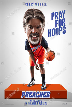 Uncle Drew (2018) Poster Art. Chris Webber