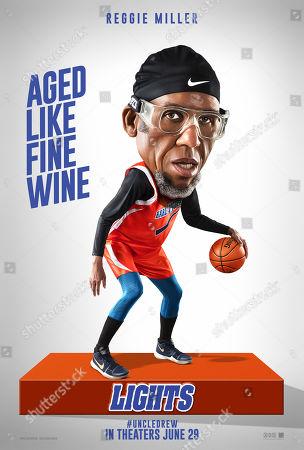 Uncle Drew (2018) Poster Art. Reggie Miller