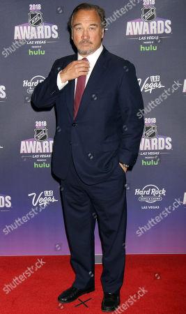 Editorial photo of NHL Awards, Las Vegas, USA - 20 Jun 2018