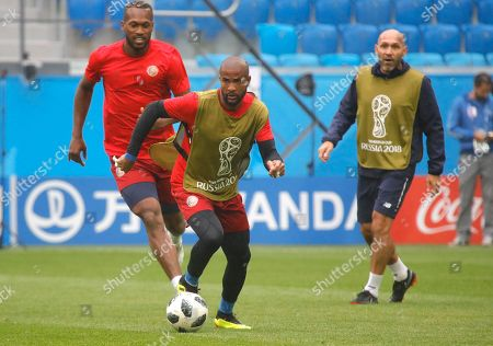 Editorial image of Russia Soccer WCup Costa Rica, St. Petersburg, Russian Federation - 21 Jun 2018