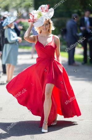 Stock Photo of Harriadnie Beau