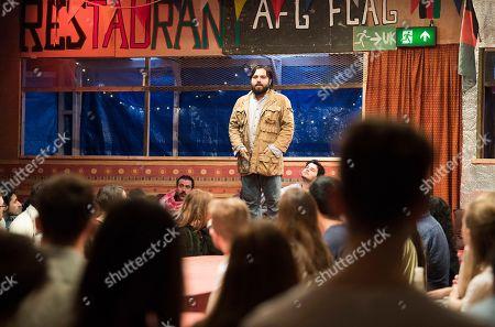 Ammar Haj Ahmad as Safi