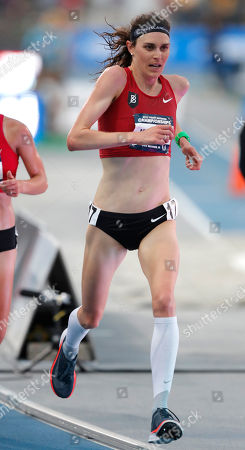 Editorial picture of US Championships Athletics, Des Moines, USA - 21 Jun 2018