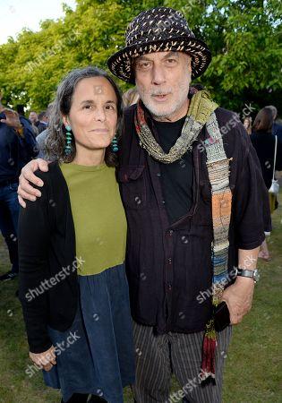 Alma Erlich and Ron Arad