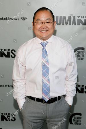 Stock Photo of Aaron Takahashi
