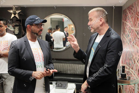 Emil Wilbekin, Founder Native Son and Kevin Harter, Group Vice President, Bloomingdales