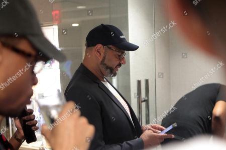 Editorial photo of Native Son event, New York, USA - 20 Jun 2018