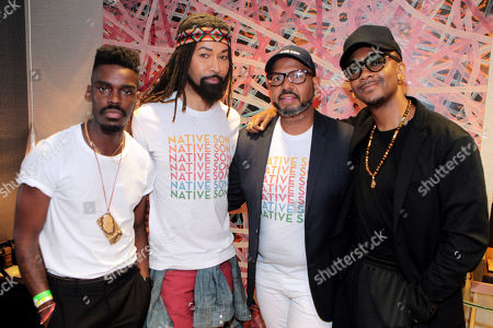 Editorial picture of Native Son event, New York, USA - 20 Jun 2018