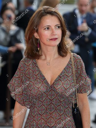 Stock Picture of French director Anne-Dauphine Julliand