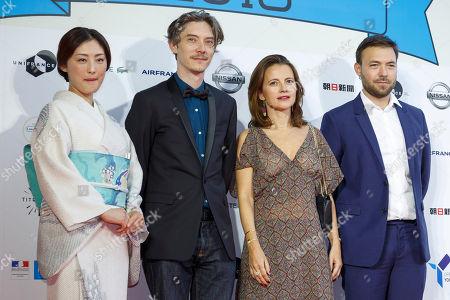 Editorial picture of French Film Festival in Japan, Yokohama, USA - 21 Jun 2018
