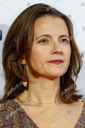 Stock Photo of French director and screenwriter Anne-Dauphine Julliand