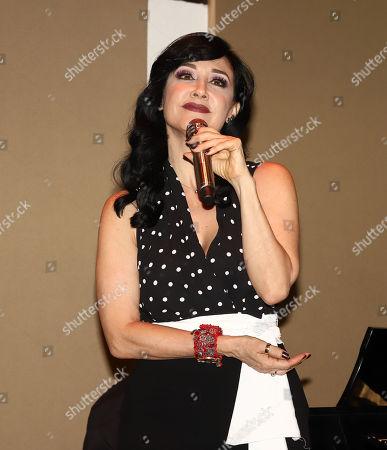 Stock Picture of Susana Zabaleta