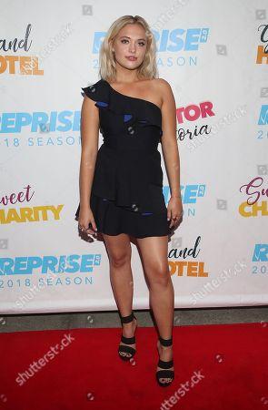 Stock Image of Lauren Taylor