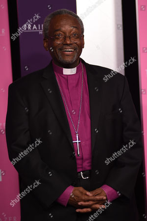 Stock Picture of Michael Curry