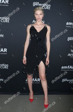 Stock Picture of Aline Weber