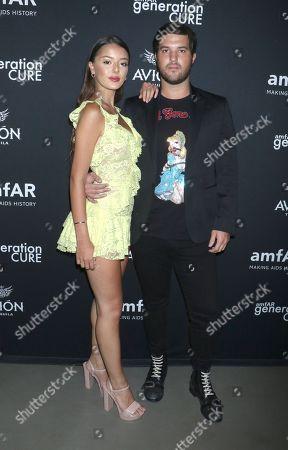 Nora Gjieli and Andrew Warren