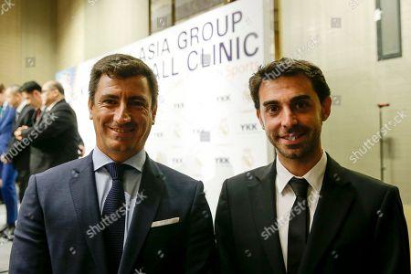 Santiago Sanchez Martin and Hector Vicente
