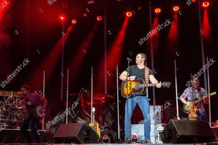 Editorial photo of Country USA Music Festival 2018, Oshkosh, Wisconsin, USA - 19 Jun 2018