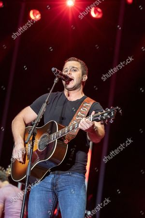 Stock Photo of Easton Corbin