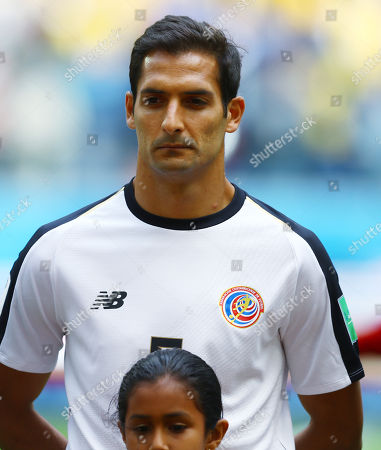 Celso Borges of Costa Rica