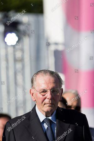 Editorial photo of IOC Olympic Day, Lausanne, Switzerland - 22 Jun 2018