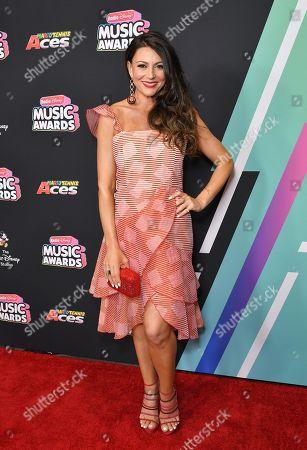 Editorial photo of Radio Disney Music Awards, Arrivals, Los Angeles, USA - 22 Jun 2018
