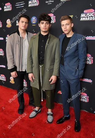 Forever in Your Mind - Liam Attridge, Emery Kelly and Ricky Garcia