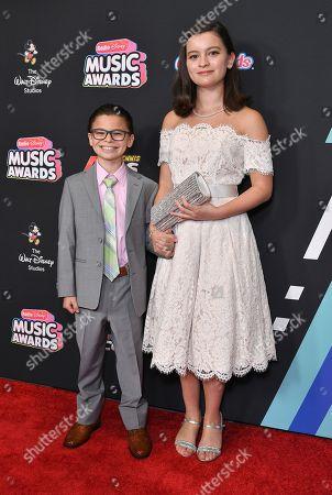 Raphael Alejandro and Dalila Bela