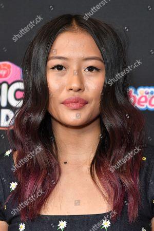 Editorial image of Radio Disney Music Awards, Arrivals, Los Angeles, USA - 22 Jun 2018