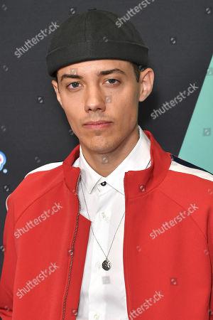 Stock Image of Leroy Sanchez