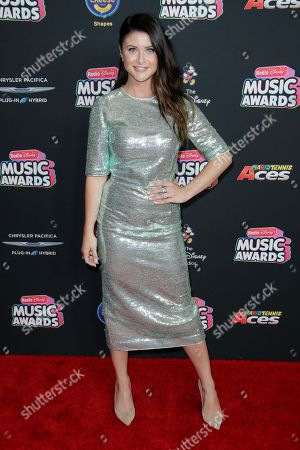 Editorial picture of Radio Disney Music Awards, Los Angeles, USA - 22 Jun 2018