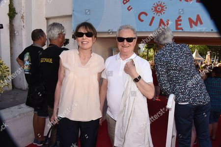 Editorial image of Herault Film Festival of Cinema and Television, Agde, France - 22 Jun 2018
