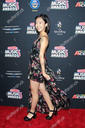 Editorial picture of 2018 Radio Disney Music Awards, Los Angeles, USA - 22 Jun 2018