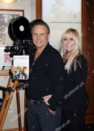 Editorial photo of Todd Fisher 'My Girls: A Lifetime With Carrie and Debbie' book release, Las Vegas, USA - 22 Jun 2018