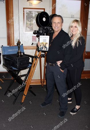 Stock Photo of Todd Fisher, Catherine (Hickland) Fisher