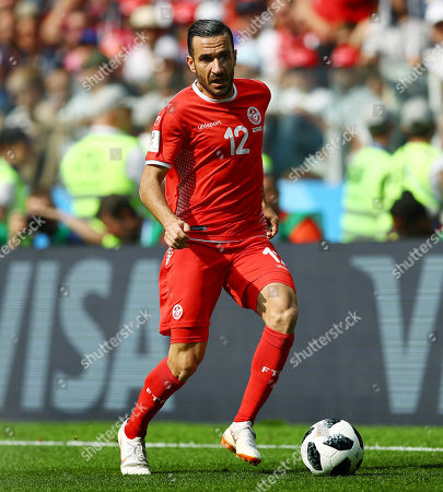 Ali Maaloul of Tunisia