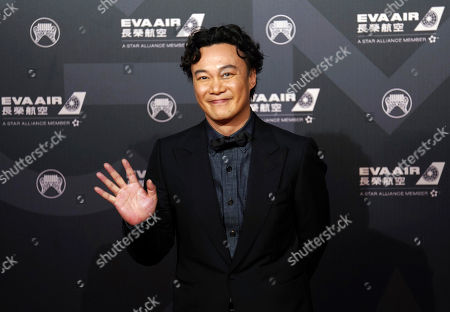 Hong Kong singer Eason Chan arrives at the 29th Golden Melody Awards in Taipei, Taiwan, . Chan is nominated as Best Male Mandarin Singer for his self-titled album ''C'mon In~'' at this year's Golden Melody Awards, one of the world's biggest Chinese-language pop music annual events