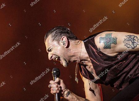 Depeche Mode - David Gahan