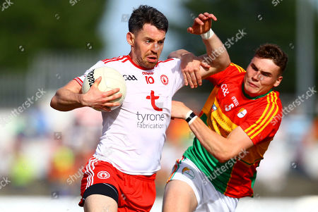 Editorial picture of All-Ireland Senior Football Championship Qualifiers Round 2, Netwatch Cullen Park, Carlow  - 23 Jun 2018