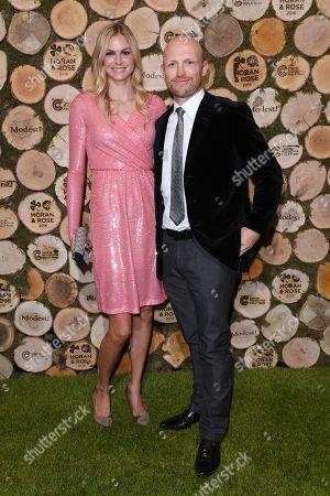 Matt Dawson and Carolin Dawson