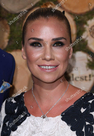 Stock Image of Jessica Taylor