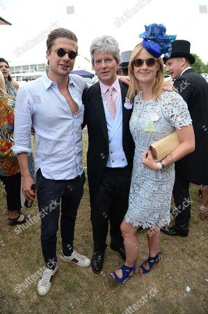 Editorial picture of Huntsman, Albert's & Sangster Bloodstock Royal Ascot closing party, Ascot, UK - 23 Jun 2018