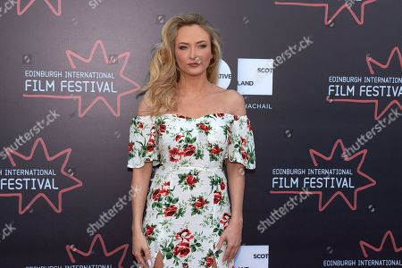 Editorial image of 'Lucid' premiere, 72nd Edinburgh International Film Festival, Scotland, UK - 23 Jun 2018