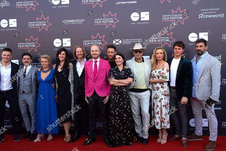 Editorial picture of 'Lucid' premiere, 72nd Edinburgh International Film Festival, Scotland, UK - 23 Jun 2018