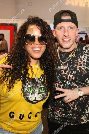 Stock Image of TT Torrez and DJ Drewski