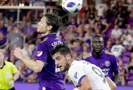Editorial picture of MLS Impact City Soccer, Orlando, USA - 23 Jun 2018