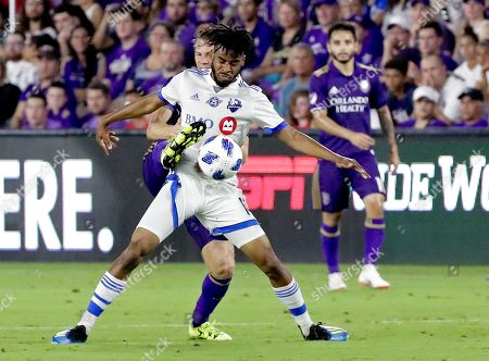 Editorial photo of MLS Impact City Soccer, Orlando, USA - 23 Jun 2018