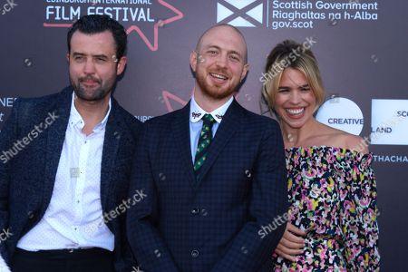 Daniel Mays, Tom Beard, Billie Piper