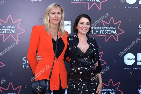 Stock Picture of Emma Comley, Sadie Frost