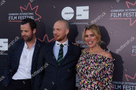 Editorial photo of 'Two For Joy' film premiere, 72nd Edinburgh International Film Festival, Edinburgh, Scotland - 23 Jun 2018
